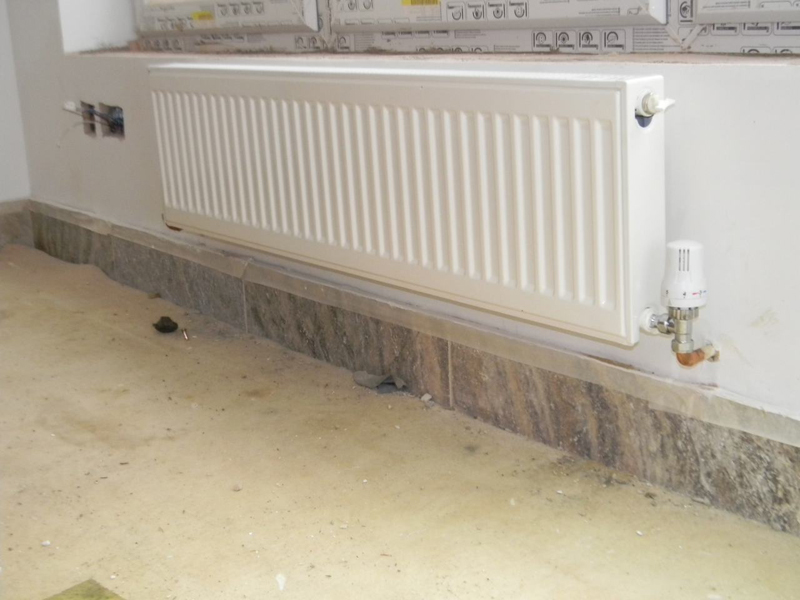Expert Crew Building and Refurbishment Services have a highly skilled central heating and gas team
